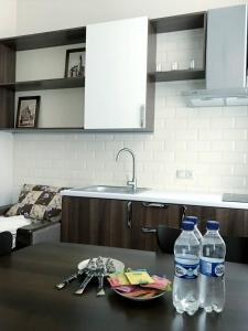 LEONIX Cappuccino Apartment on Zamarstynivska Street, Ferienwohnungen  Lemberg - big - 9