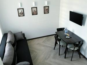 LEONIX Cappuccino Apartment on Zamarstynivska Street, Appartamenti  Leopoli - big - 14
