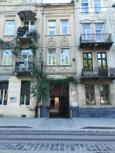 LEONIX Cappuccino Apartment on Zamarstynivska Street, Ferienwohnungen  Lemberg - big - 17