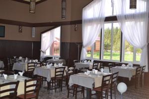 Mini-Hotel Veseliy Bober, Penziony – hostince  Ostashkov - big - 17