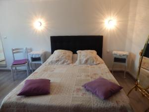 Les Coquillettes, Bed and breakfasts  Honfleur - big - 108