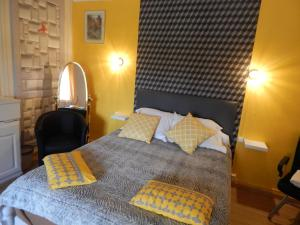 Les Coquillettes, Bed and Breakfasts  Honfleur - big - 34