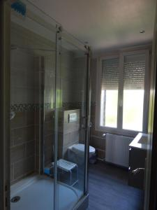 Les Coquillettes, Bed and breakfasts  Honfleur - big - 46