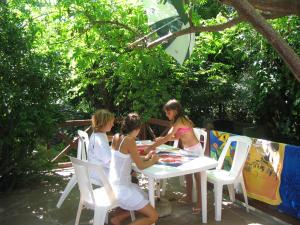 Damar, Nyaralók  Villa Gesell - big - 18