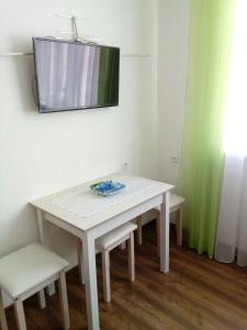 Квартира зима-лето, Апартаменты  Адлер - big - 17