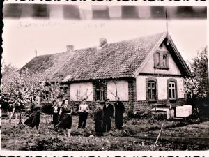 Sodyba Suvernų kaime