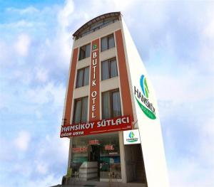 HAMSİKÖY BUTİK HOTEL, Отели  Hamsikoy - big - 1