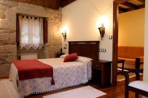 Hotel O Portelo Rural, Hotels  Allariz - big - 14