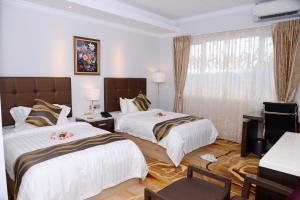 Royal Hinthar Hotel, Szállodák  Mawlamyine - big - 18