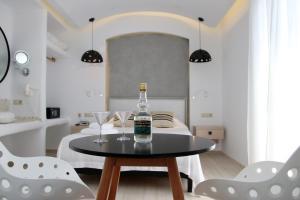 Spiros, Aparthotely  Naxos Chora - big - 116