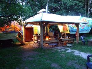 Planwagen Camp - [#58272]