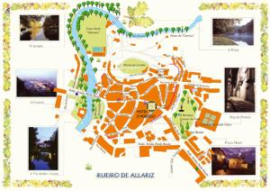 Hotel O Portelo Rural, Hotels  Allariz - big - 47