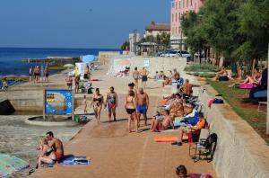 Apartment Rivarela 31, Ferienwohnungen  Novigrad Istria - big - 4