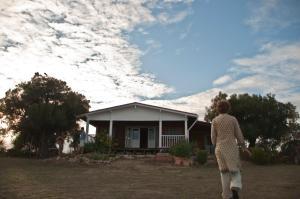 Casa Rural La Zarzamora, Загородные дома  Вьер де ла Фронтера - big - 23