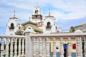 Hostall basilica view