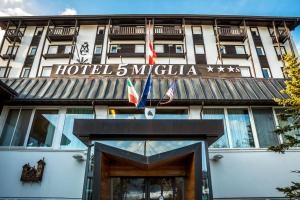 Hotel 5 Miglia, Hotely  Rivisondoli - big - 1