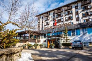 Hotel 5 Miglia, Hotely  Rivisondoli - big - 61