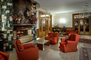 Hotel 5 Miglia, Hotely  Rivisondoli - big - 63