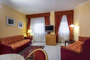 Hotel 5 Miglia, Hotely  Rivisondoli - big - 22