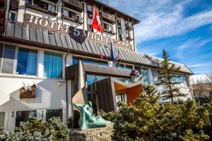 Hotel 5 Miglia, Hotely  Rivisondoli - big - 67