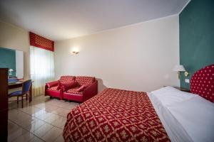 Hotel 5 Miglia, Hotely  Rivisondoli - big - 9