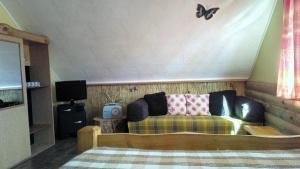 Brīvdienu māja Bienes, Дома для отпуска  Сабиле - big - 27
