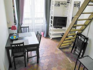 Studio Classic Odeon, Apartmanok  Párizs - big - 2