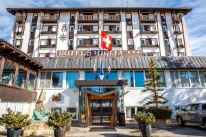 Hotel 5 Miglia, Szállodák  Rivisondoli - big - 48