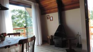 Chale Vale Encantado, Horské chaty  São Bento do Sapucaí - big - 9