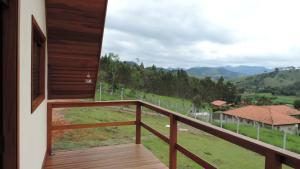 Chale Vale Encantado, Horské chaty  São Bento do Sapucaí - big - 21