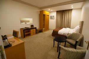Farah Alshafa Aparthotel, Apartmánové hotely  Al Shafa - big - 18