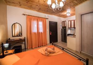 Villa Dimitris Apartments & Bungalows, Apartments  Lefkada Town - big - 37