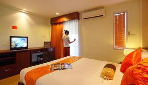 Floral Shire Suvarnabhumi Airport, Hotels  Lat Krabang - big - 3