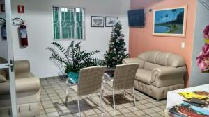 Rhema Residencial, Апартаменты  Жуан-Песоа - big - 4