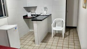 Rhema Residencial, Апартаменты  Жуан-Песоа - big - 5