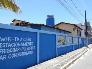 Pousada Estrela da Praia, Гостевые дома  Гуарапари - big - 79