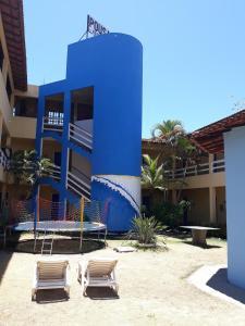 Pousada Estrela da Praia, Гостевые дома  Гуарапари - big - 88