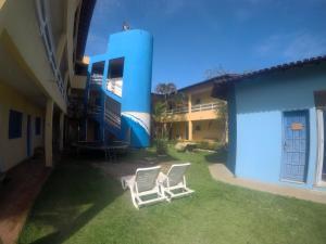 Pousada Estrela da Praia, Гостевые дома  Гуарапари - big - 24