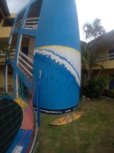 Pousada Estrela da Praia, Гостевые дома  Гуарапари - big - 36