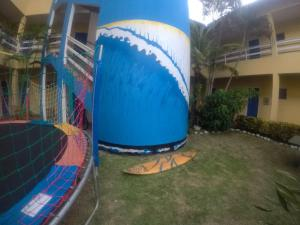 Pousada Estrela da Praia, Гостевые дома  Гуарапари - big - 37