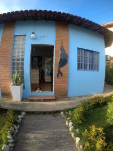 Pousada Estrela da Praia, Гостевые дома  Гуарапари - big - 47