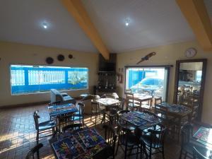 Pousada Estrela da Praia, Гостевые дома  Гуарапари - big - 54