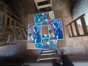 Pousada Estrela da Praia, Гостевые дома  Гуарапари - big - 64