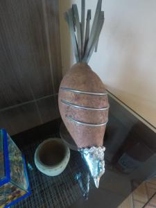Pousada Estrela da Praia, Гостевые дома  Гуарапари - big - 67