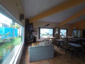 Pousada Estrela da Praia, Гостевые дома  Гуарапари - big - 71