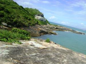 Pousada Estrela da Praia, Гостевые дома  Гуарапари - big - 72