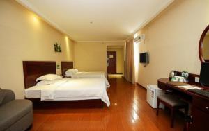 GreenTree Inn Hainan Haikou Guomao Business Hotel, Hotel  Haikou - big - 28