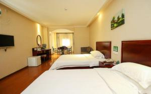 GreenTree Inn Hainan Haikou Guomao Business Hotel, Hotel  Haikou - big - 27