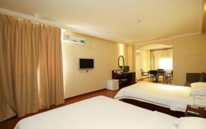 GreenTree Inn Hainan Haikou Guomao Business Hotel, Hotel  Haikou - big - 26
