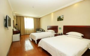 GreenTree Inn Hainan Haikou Guomao Business Hotel, Hotel  Haikou - big - 60